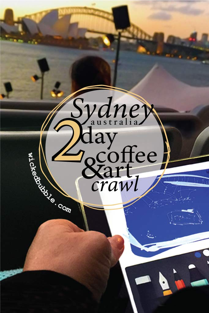 2 Day Coffee & Art Crawl Sydney