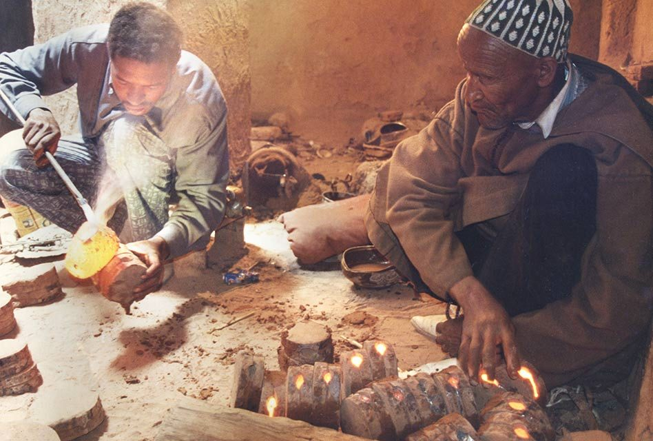 The Zagoran Silversmith – Morocco's Salt Trail from Marrakech to Zagora
