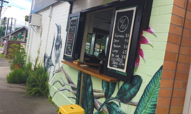 Cafe Review – Ten One Twenty  Cafe, Cairns Australia
