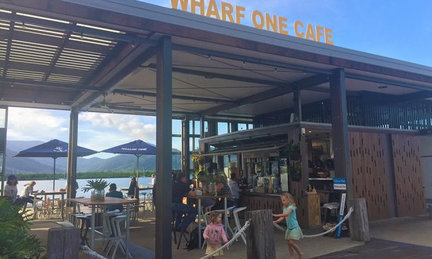 Cafe Review – Wharf One, Cairns Australia