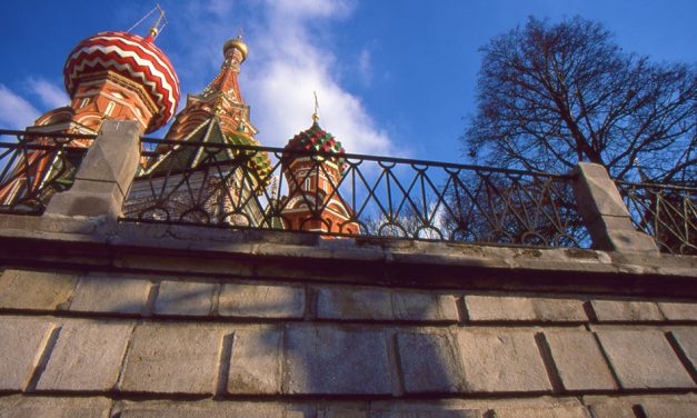 Moscow Unveiled – Explore Iconic Sights On A Red Square Morning In Russia