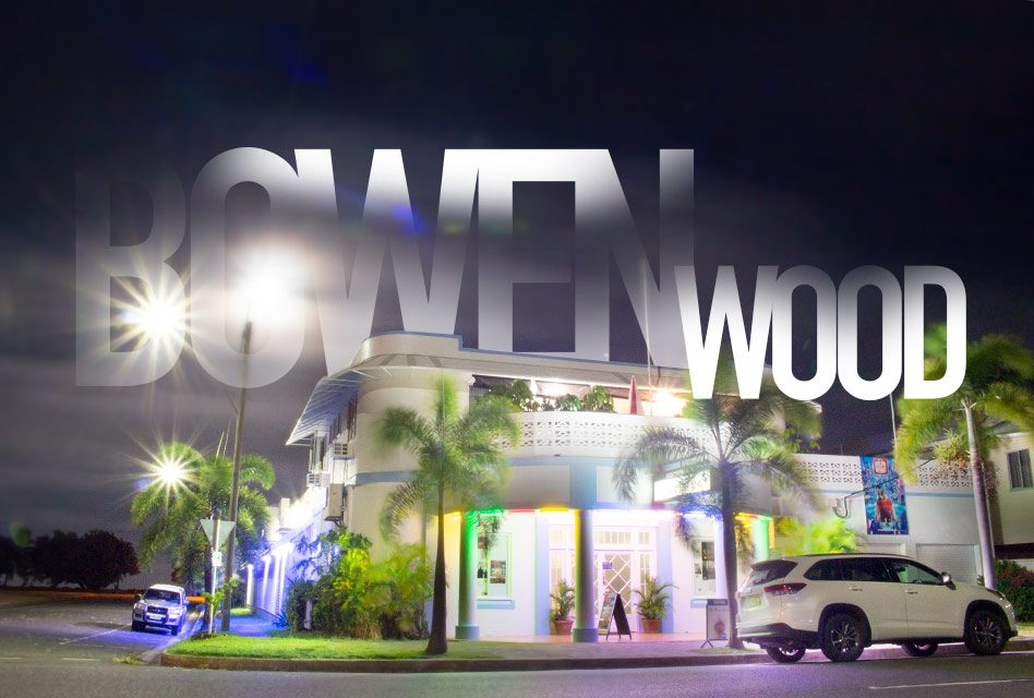 Bowenwood – Bowen Cinema, Queensland Australia